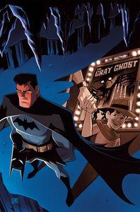 [Batman: The Adventures Continue: Season Two #4 (Cover B Jordan Gibson Card Stock Variant) (Product Image)]