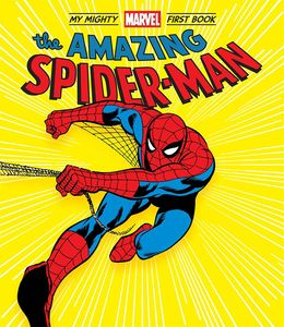 [The Amazing Spider-Man: My Mighty Marvel First Book (Product Image)]