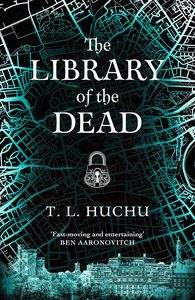 [Edinburgh Nights: Book 1: The Library Of The Dead (Signed Edition Hardcover) (Product Image)]