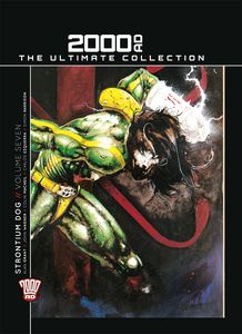 [2000AD: Ultimate Graphic Novel Collection #57 (Product Image)]