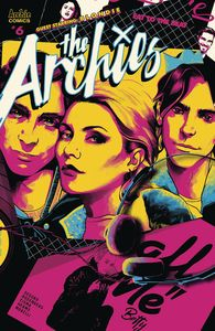 [The Archies #6 (Cover C Taylor) (Product Image)]