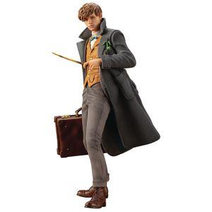 [Fantastic Beasts: The Crimes Of Grindelwald: ArtFX+ Statue: Newt Scamander (Product Image)]