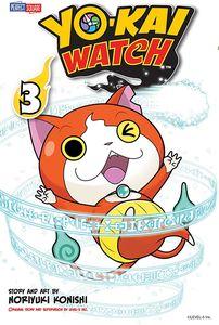 [Yo-Kai Watch: Volume 3 (Product Image)]