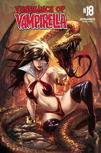 [Vengeance Of Vampirella #18 (Cover C Segovia) (Product Image)]