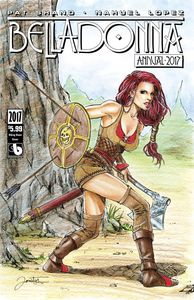 [Belladonna: Annual 2017 (Viking Vixen Cover) (Product Image)]