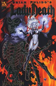 [Lady Death: Death Goddess (Platinum Foil Variant) (Product Image)]