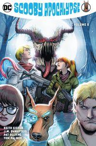 [Scooby Apocalypse: Volume 5 (Product Image)]