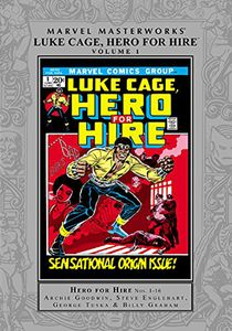 [Marvel Masterworks: Luke Cage: Hero For Hire: Volume 1 (Hardcover) (Product Image)]