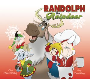 [Randolph The Reindeer (Hardcover) (Product Image)]