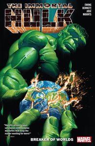 [Immortal Hulk: Volume 5: Breaker Of Worlds (Product Image)]