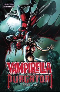 [Vampirella Vs Purgatori #2 (Cover C Fox) (Product Image)]