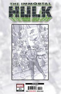 [Immortal Hulk #21 (3rd Printing Variant) (Product Image)]
