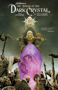 [Jim Henson's The Power Of The Dark Crystal: Volume 1 (Hardcover) (Product Image)]