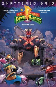 [Mighty Morphin Power Rangers: Volume 8 (Product Image)]