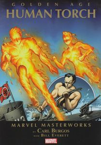 [Marvel Masterworks: Golden Age Human Torch: Volume 1 (Product Image)]