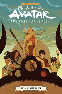 [Avatar: The Last Airbender: Team Avatar Tales (Product Image)]