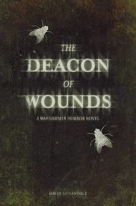 [Warhammer Horror: Deacon Of Wounds (Hardcover) (Product Image)]