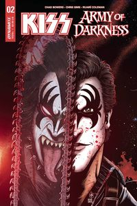 [KISS/Army Of Darkness #2 (Cover C Haeser) (Product Image)]