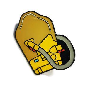 [Death Stranding: Enamel Pin Badge: Baby Pod (Product Image)]