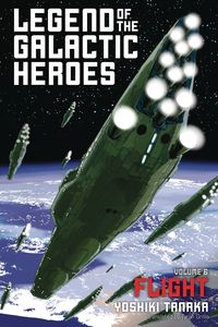 [Legend Of Galactic Heroes: Novel: Volume 6 (Product Image)]