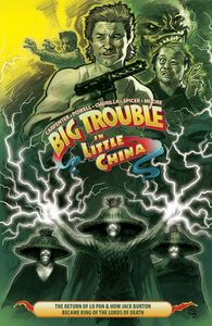 [Big Trouble In Little China: Volume 2 (Product Image)]