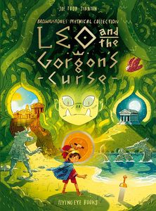 [Brownstone's Mythical Collection: Volume 4: Leo & The Gorgon's Curse (Hardcover) (Product Image)]