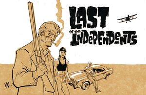 [Last Of The Independents (Hardcover) (Product Image)]