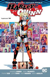 [Harley Quinn: The Rebirth: Deluxe Collection: Book 3 (Hardcover) (Product Image)]