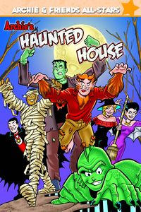 [Archie & Friends: Volume 5: Archies Haunted House (Product Image)]