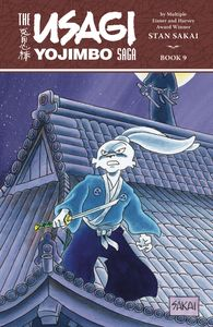 [Usagi Yojimbo: Saga: Volume 9 (Product Image)]