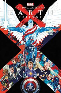 [Earth X Trilogy: Omnibus: Omega (Hardcover) (Product Image)]