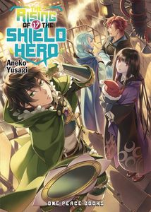 [The Rising Of The Shield Hero: Volume 17 (Product Image)]
