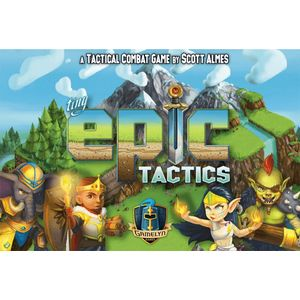 [Tiny Epic Tactics: Board Game (Product Image)]