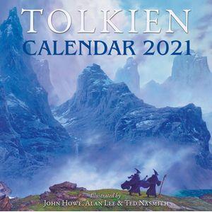 [Tolkien: 2021 Calendar (Product Image)]