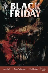 [Black Friday #1 (Of 3) (2nd Printing) (Product Image)]