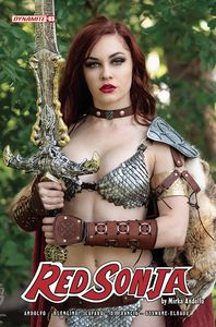 [Red Sonja: 2021 #3 (Cover E Cosplay) (Product Image)]