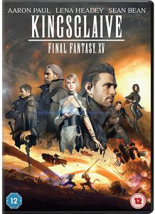 [Final Fantasy XV: Kingsglaive (Product Image)]