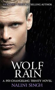 [The Psy-Changeling Trinity: Book 3: Wolf Rain (Product Image)]
