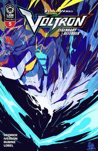 [Voltron: Legendary Defender: Volume 2 #5 (Yamashin Variant) (Product Image)]