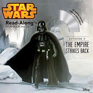 [Star Wars: The Empire Strikes Back: Read-Along Storybook & CD (Product Image)]
