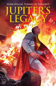 [Jupiter's Legacy: Requiem #6 (Cover A Edwards) (Product Image)]