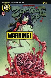 [Zombie Tramp Ongoing #51 (Cover D Axebone Risque) (Product Image)]