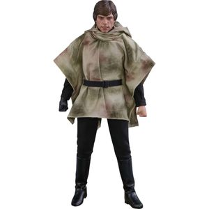 [Star Wars: Return Of The Jedi: Hot Toys Action Figure: Luke Skywalker (Endor Version) (Product Image)]