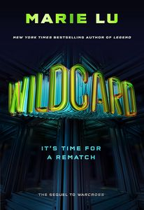 [Warcross: Book 2: Wildcard (Hardcover) (Product Image)]