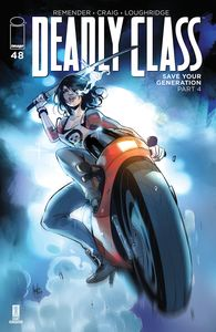[Deadly Class #48 (Cover B Andolfo) (Product Image)]