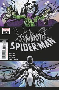 [Symbiote Spider-Man #5 (2nd Printing Variant) (Product Image)]