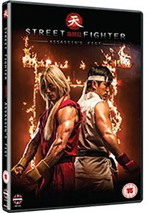 [Street Fighter: Assassin's Fist (Product Image)]