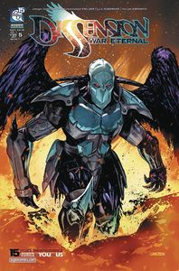[Dissension: War Eternal #5 (Cover A - Gunderson) (Product Image)]