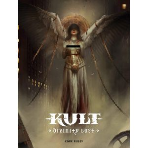 [Kult: RPG Core Rulebook: Divinity Lost: 4th Edition (Hardcover) (Product Image)]