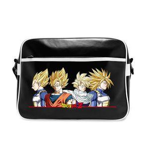 [Dragon Ball: Messenger Bag: Super Saiyans (Product Image)]